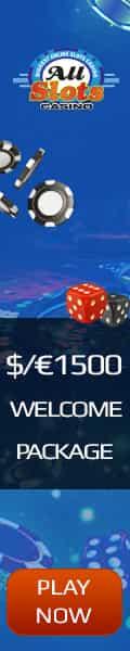 All Slots - 1500 free bonus